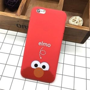 Accessories - Elmo Soft Silicone Case Cover for iPhone 6S PLUS